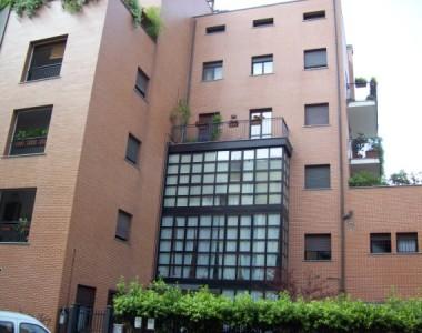 1996 – Milano, Via Sansovino 3