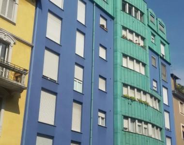 2003 – Milano, Via Montenevoso 13