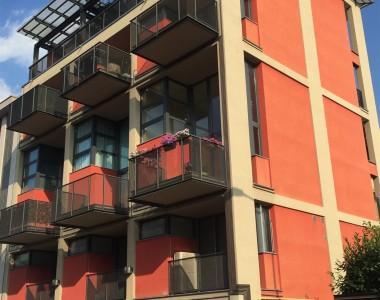 2009 – Milano, Via Montecuccoli 36