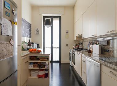 Sempione 51 - cucina
